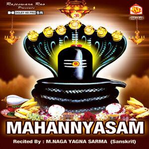 M. Naga Yagna Sarma 歌手頭像