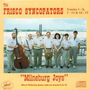Frisco Syncopators, Steve Pistorius 歌手頭像