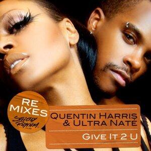 Quentin Harris Ultra Naté 歌手頭像