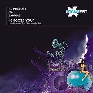 El Prevost feat. Jannae 歌手頭像