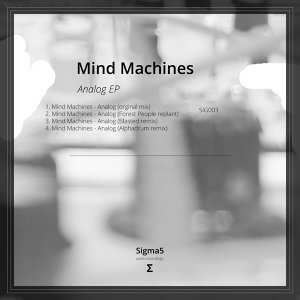 Mind Machines 歌手頭像