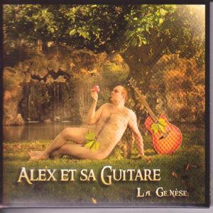 Alex et sa guitare