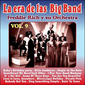 Freddie Rich y su Orquesta 歌手頭像