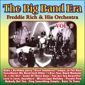 Freddie Rich & His Orchestra 歌手頭像
