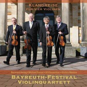 Bayreuth-Festival-Violinquartett 歌手頭像