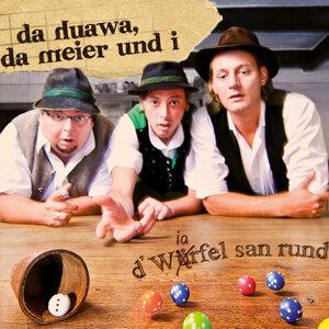Da Huawa, da Meier und I 歌手頭像