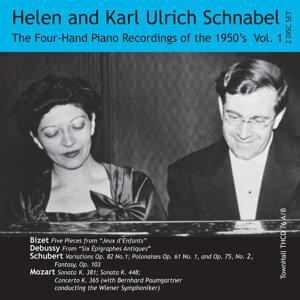 Karl Ulrich Schnabel, Helen Schnabel 歌手頭像