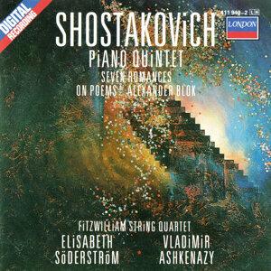 Vladimir Ashkenazy, Elisabeth Söderström, Fitzwilliam String Quartet 歌手頭像