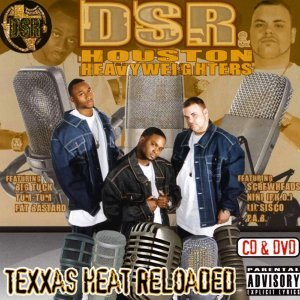 DSR, Houston Heavyweighters, DSR, Houston Heavyweighters 歌手頭像