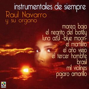 Raul Navarro Y Su Organo 歌手頭像