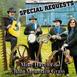 Mike Havens & Blue Mountain Grass, Mike Havens, Blue Mountain Grass 歌手頭像