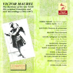 Victor Maurel 歌手頭像