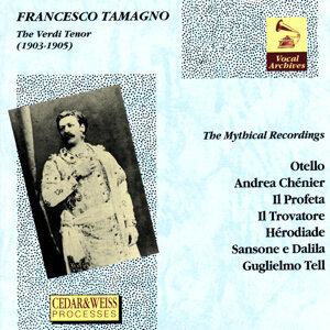 Francesco Tamagno 歌手頭像