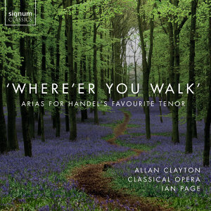 Classical Opera, Ian Page, Allan Clayton 歌手頭像