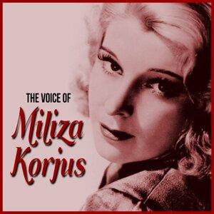Miliza Korjus 歌手頭像