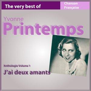 Yvonne Printemps 歌手頭像