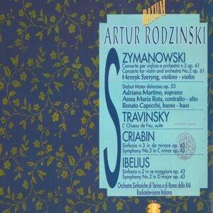 Artur Rodzinski 歌手頭像