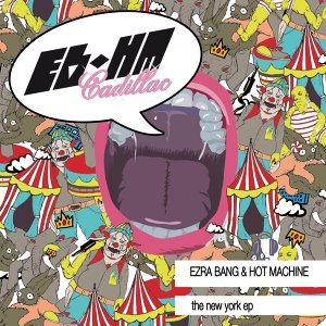 Ezra Bang & Hot Machine (EBHM) 歌手頭像