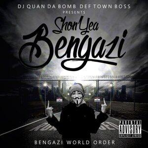Shonyea Bengazi 歌手頭像