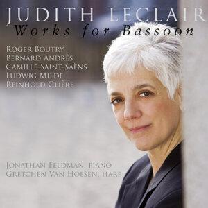 Judith Le Clair 歌手頭像
