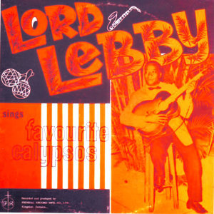 Lord Lebby 歌手頭像