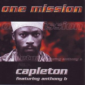 Capleton featuring Anthony B, Capleton 歌手頭像