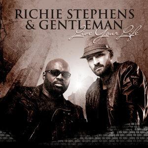 Richie Stephens, Gentleman, Richie Stephens, Gentleman 歌手頭像