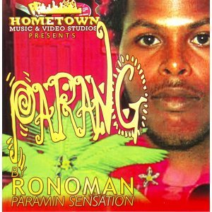 Ronoman 歌手頭像