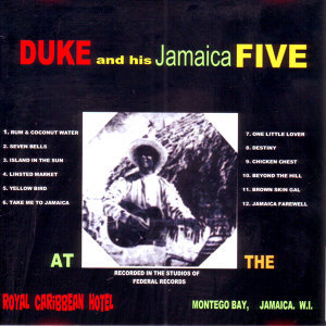 Duke Harris and His Jamaica Five 歌手頭像