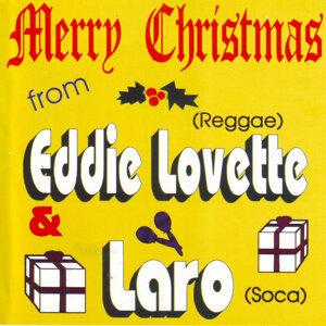 Eddie Lovette, Laro, Eddie Lovette, Laro 歌手頭像