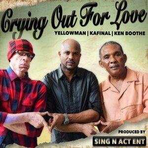 Yellowman, Kafinal, Ken Boothe 歌手頭像