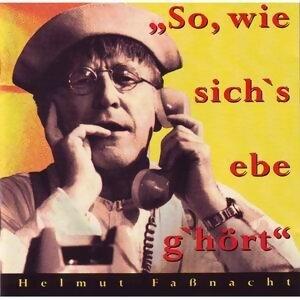 Helmut Faßnacht als Karle Dipfele 歌手頭像