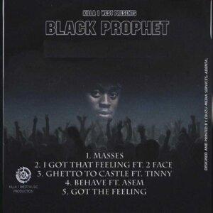 Black Prophet 歌手頭像