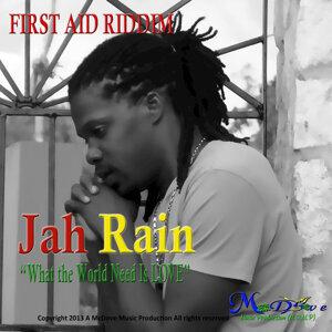 Jah Rain 歌手頭像