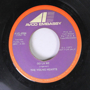 The Young Hearts 歌手頭像