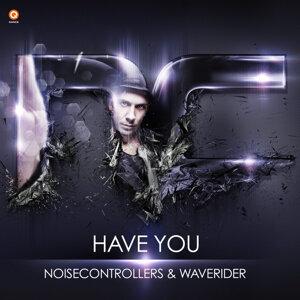 Noisecontrollers, Waverider 歌手頭像