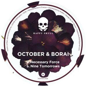 October, Borai