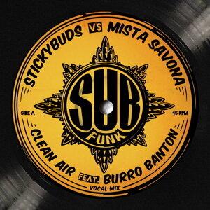 Stickybuds, Mista Savona 歌手頭像