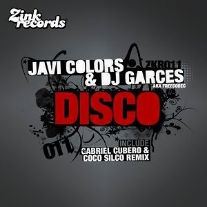 Javi Colors Dj Garces Aka Freecodec 歌手頭像