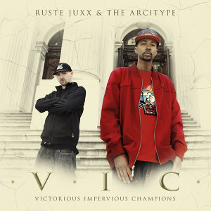 Ruste Juxx, The Arcitype 歌手頭像