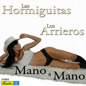 Las Hormiguitas, Los Arrieros 歌手頭像