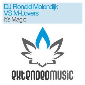 DJ Ronald Molendijk, M Lovers 歌手頭像