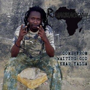 Ridial Black Jah アーティスト写真