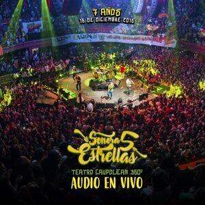 Sonora 5 Estrellas 歌手頭像