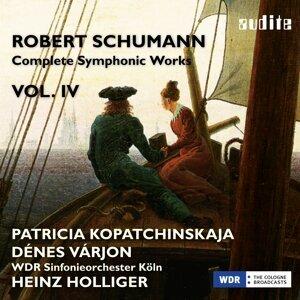 Patricia Kopatchinskaja, Dénes Várjon, WDR Sinfonieorchester Köln & Heinz Holliger 歌手頭像