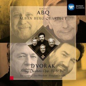 アルバン・ベルク四重奏団 歌手頭像