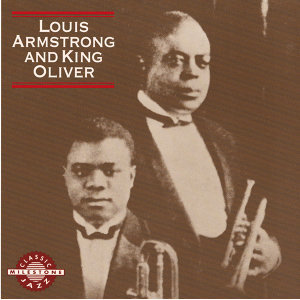 Louis Armstrong King Oliver アーティスト写真