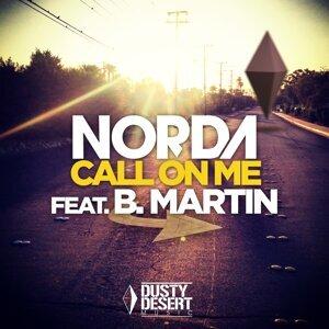 Norda feat. B. Martin 歌手頭像