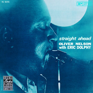 Eric Dolphy Oliver Nelson アーティスト写真
