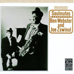 Ben Webster Joe Zawinul アーティスト写真